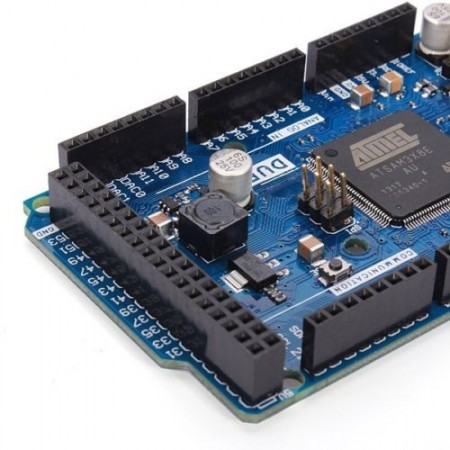 ARDUINO DUE R3 Compatible Board SAM3X8E 32-Bit ARM Cortex-M3+USB cable