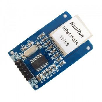 ARDUINO ENC28J60 Ethernet LAN Network Module SPI
