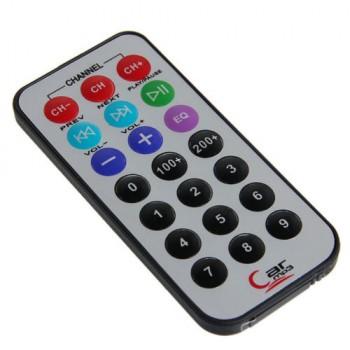 ARDUINO / Infrared IR remote control 38kHz