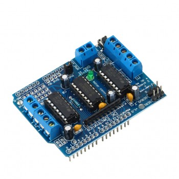 ARDUINO L293D Motor Drive Shield Expansion Board for Arduino Mega / UNO / Duemilanove