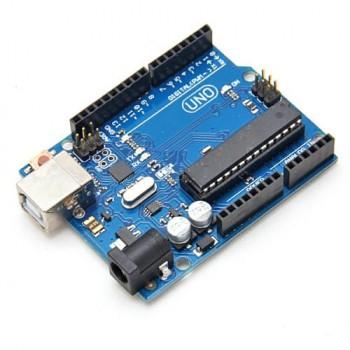 ARDUINO UNO R3 Compatible board / ATmega328P +USB cable