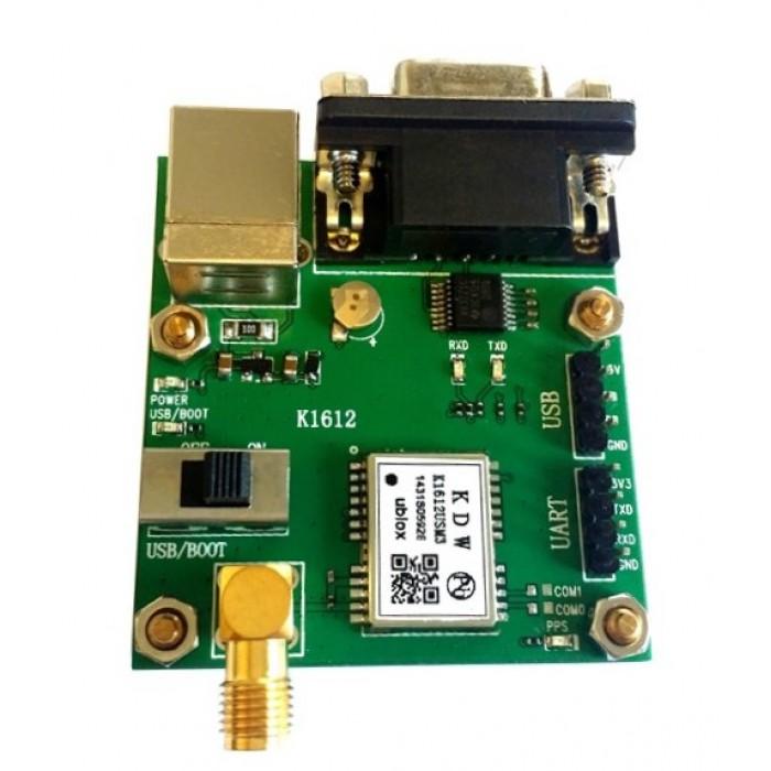 KDW / Ublox 7 GPS Development Board