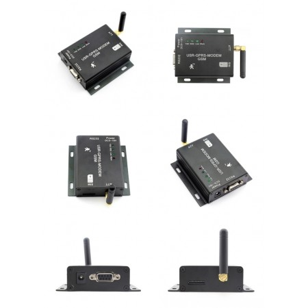 GSM GPRS Modem  Quad Band GPRS DTU Terminal