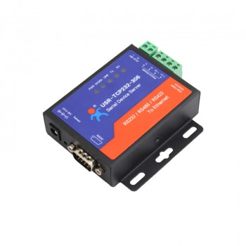 1xRS232/RS485/RS422 to LAN converter